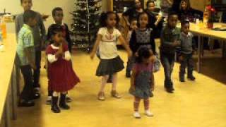 Waka Waka Eritrean Children In Katrineholm Sweden