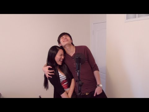 Payphone (Official Video) - Maroon 5 ft. Wiz Khalifa (Cover by Terry He x Daniela Chang)
