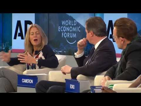 Davos 2014 - The Post 2015 Goals: Inspiring a New Generation to Act