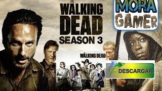 Como Descargar The Walking Dead 3 Temporada Completa Y En
