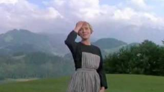 The Sound Of Music On TV With Julie Andrews
