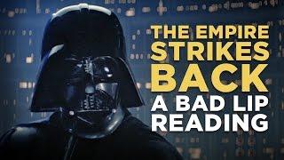Bad Lip Reading: Star Wars Empire Strikes Back