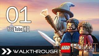 Lego The Hobbit Video Game Walkthrough Gameplay Part 1