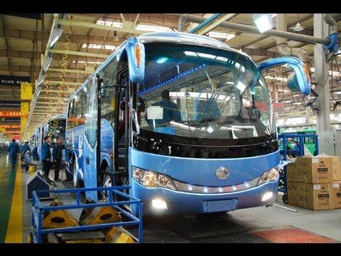 Inside Innoson Motor Manufacturing Plant Nnewi Nigeria