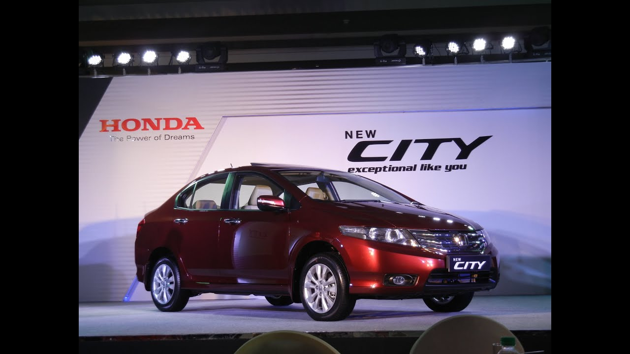 New Honda City 2011 New Model India Interiors And Exterios