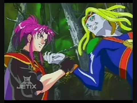Shinzo: Mushrambo VS Gyasa