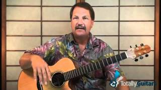 Can't You See Guitar Lesson Preview Marshall Tucker Band