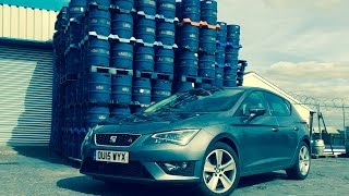 SEAT Leon FR: big fun meets small costs (sponsored). Auto Express.