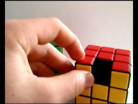 Обзор самоделки кубика Рубика 3х4х5