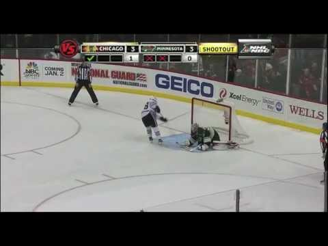 Patrick Kane Amazing Shootout Goal (14/12/11)