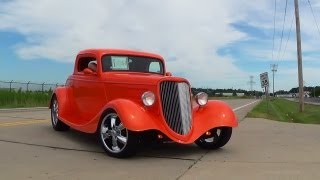Test Driving 1934 Ford Street Rod - Fast Lane Classic Cars