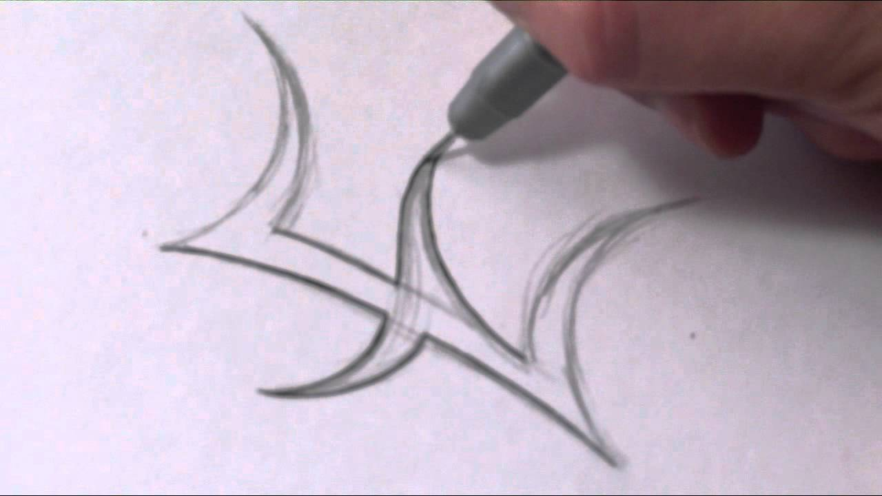 Cool Ways of Drawing Letters Ways to Draw Cool Letters
