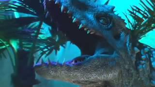 """""""حديقة الديناصورات"""" تنتقل من شاشات السينما"""