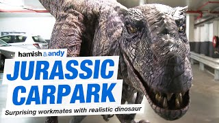 Zábava s dinosaurom