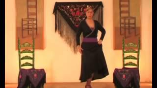 Aprende a bailar Sevillanas. Parte 10