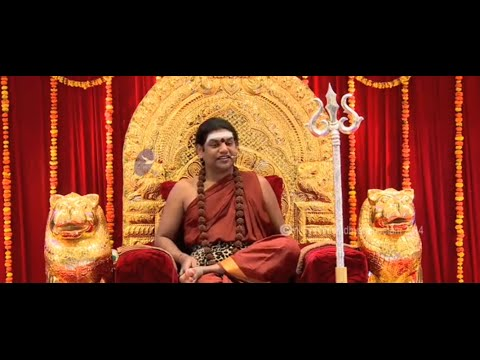 Nithyananda reveals a new vision for Hinduism