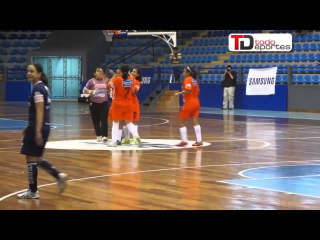 Club Menedy conquista título en Futsal Femenino