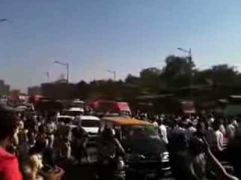 Maharashtra Navnirman Sena's (MNS) toll agitation in Mumbai
