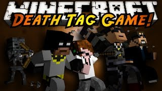 Minecraft Mini-Game : DEATH TAG!