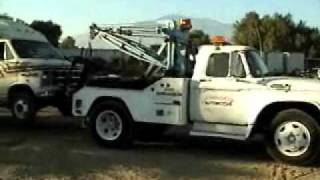 1965 Ford Tow Truck For Sale
