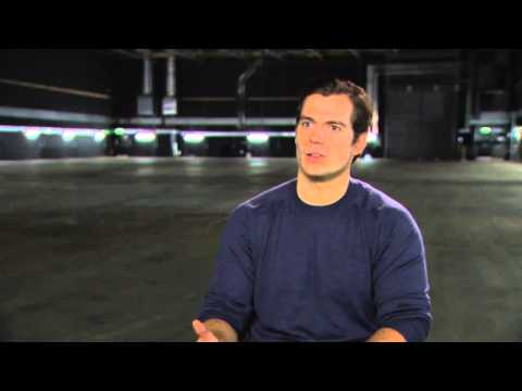 MOS Henry Cavill interview