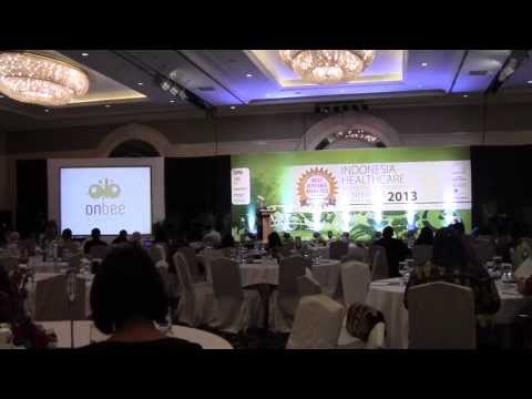 Indonesia Health Care Marketing & Innovation Conference 2013: Kemal Gani