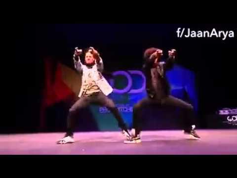 Cặp đôi nhảy sáng tạo và hay nhất thế giới
