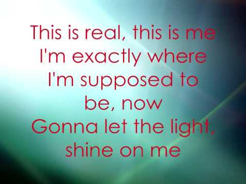 This is Me - Demi Lovato + Joe Jonas with lyrics - YouTube