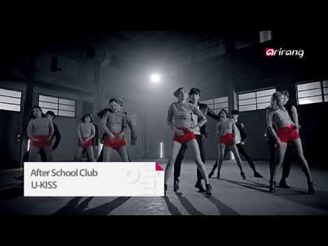 After School Club Ep73 Live on June 10, 1 PM (KST) U-KISS(유키스) - Mono Scandal(끼부리지마)ユーキッス