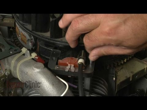 Ignition Coil Replacement (part #24 584 45-S) - Kohler Small Engine Repair