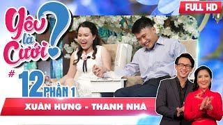 Chàng trai 'cua' cô giáo bằng tiếng anh ngay trong quán bún cá | Xuân Hưng - Thanh Nhã | YLC #12 🐠