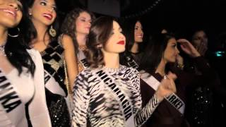 Emin & all Miss Universe Contestants - In Another Life