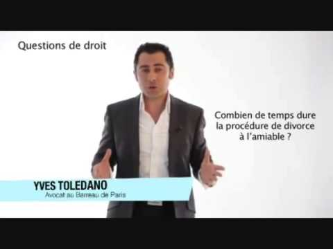 Avocat Divorce Amiable - Par consentement mutuel rapide - Me Yves Tolé