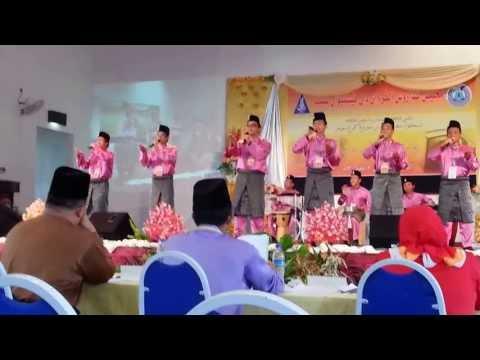 Festival Nasyid Sekolah Peringkat Negeri Johor 2013 - Unite For Islam (Anugerah Lirik Terbaik)