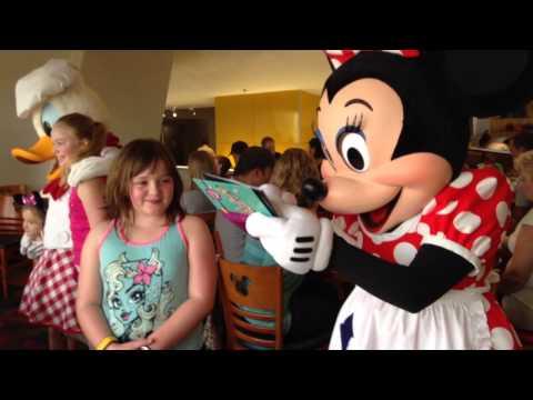 Surprise Disney World & Universal Studios Thanksgiving Vacation 2014