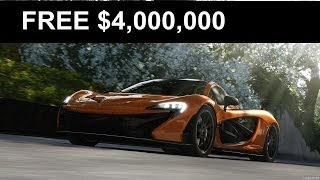 Forza Motorsport 5: How To Make $4 MILLION How To Make