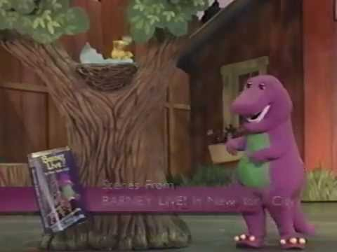 Barney Live! in New York City Preview