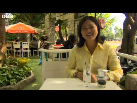 Coffee beans perk up Vietnam economy