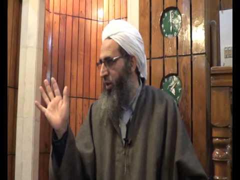Juma Bayan Nov 13 by Mufti Mohammad Ayoub sb BD Part2