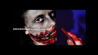 The Evil Dead Halloween Makeup Tutorial 2014 (Red Band