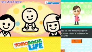 Tomodachi Life: A Baby Has Been Born!