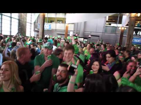 Steam Whistle St. Patricks Day 2014