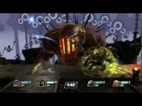 PlayStation All-Stars Battle Royale - E3 2012 Trailer HD
