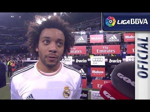 Entrevista   Interview Ramos tras el Real Madrid (3-0) Levante UD - HD
