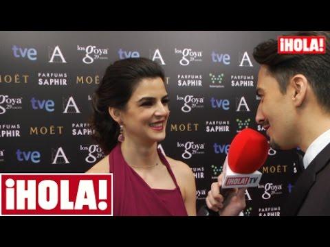 Clara Lago: 'Ocho apellidos vascos ha supuesto mucha felicidad en mi vida'