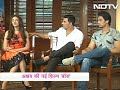 Akshay Kumar, Aditi, Shiv in conversation about their latest movie 'Boss'