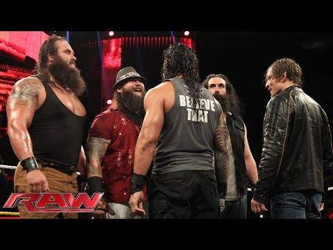 The Wyatt Family appears on