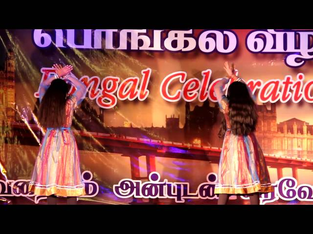 LTS -Pongal Festival 2014 - Tamil Fusion Dance - Nannare