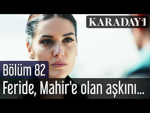 Karadayı 82.Bölüm   Feride, Mahir'e olan aşkını başladığı yerde bitirir