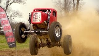 ONE AMAZING MEGA TRUCK WITH INSANE POWER. MadRam11 Багги Видео. Buggy Video.